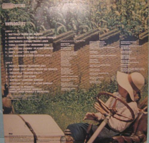 trilha novela anarquistas graças a deus - 1984