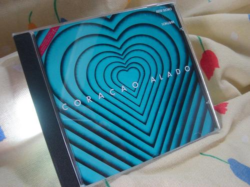 trilha novela coração alado internacional cd remaster novo