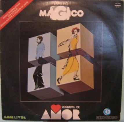 trilha novela espelho mágico - 1977 - internacional