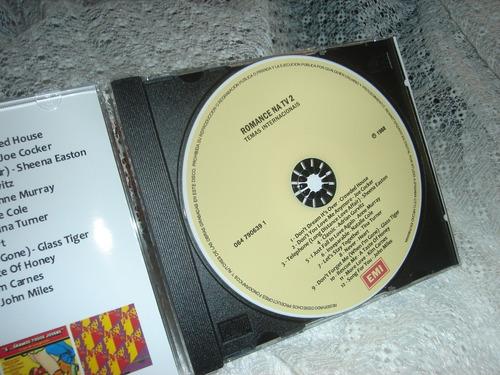 trilha novelas internacionais romance na tv 2 cd remaster