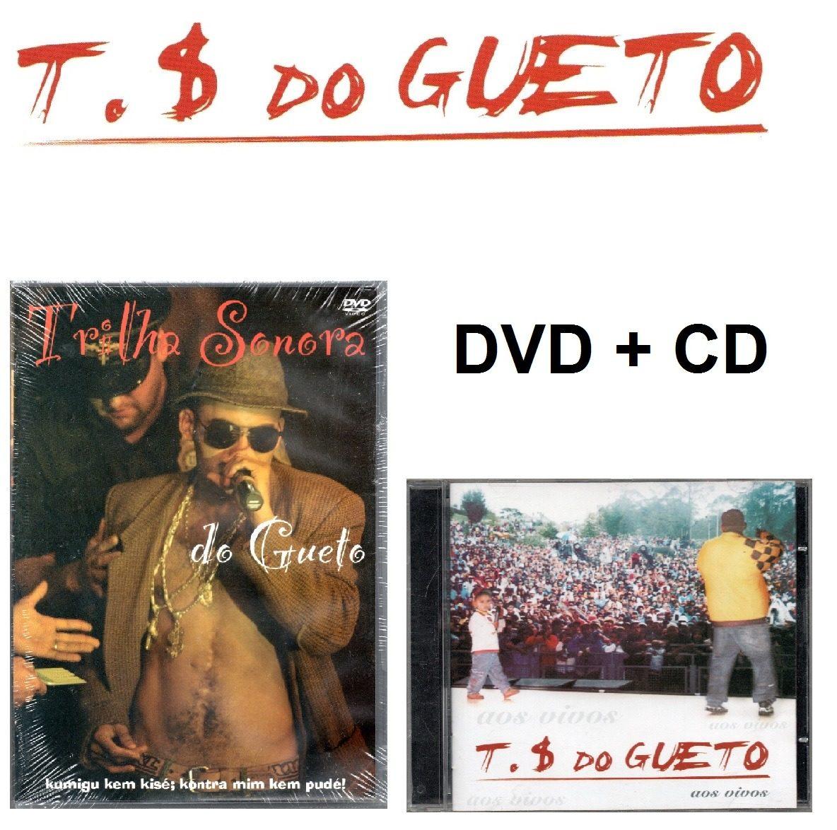 cd trilha sonora do gueto gratis