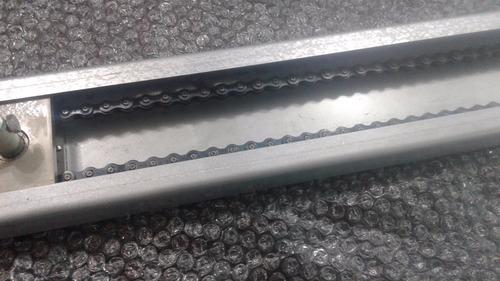 trilho de motor ppa de portão basculante em ferro