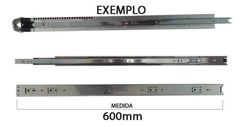 trilho rail servidor rack supermicro 600mm universal 30kg