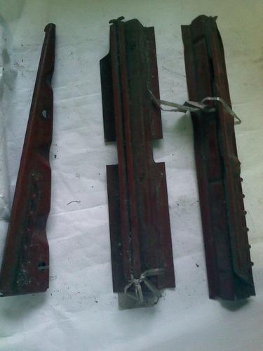 trilho regulagem assento banco kombi antiga original c trava