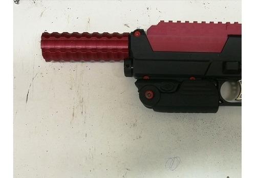 trilho superior marcador paintball tippmann tipx e acessório