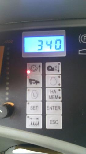 trilladora combinada new hollad tc5070 seminueva