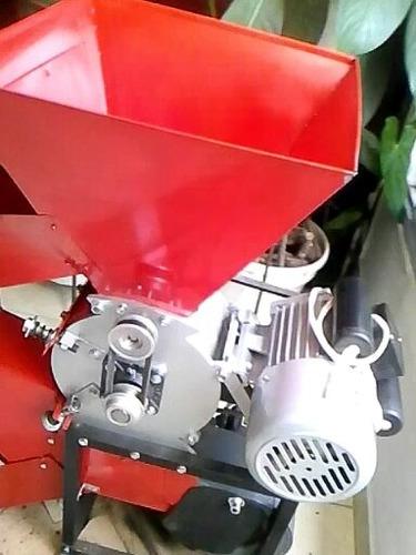 trilladora para cafe pergamino, pasilla y naturales.