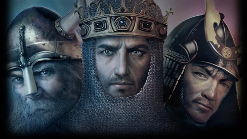 trilogía age of empire 1, 2 y 3 + age of mythology