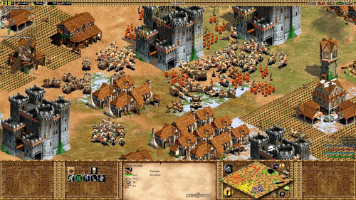trilogia age of empires + expansiones + age of mythology pc