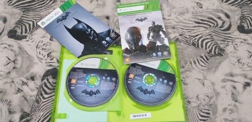 trilogia batman xbox 360