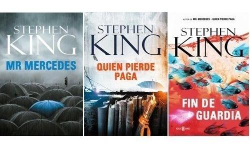 trilogía bill hodges - stephen king