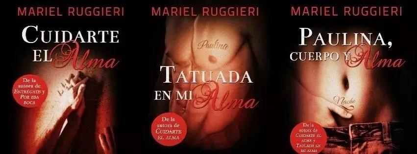 Trilogia Cuidarte El Alma Mariel Ruggieri 43044 En Mercado Libre