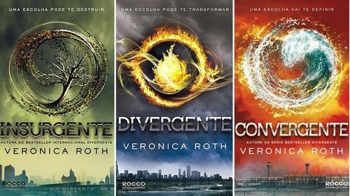 trilogía divergente