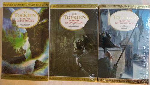 trilogía el señor de los anillos + hobbit