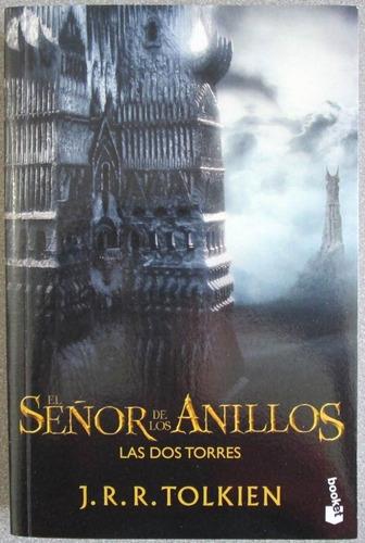 trilogía el señor de los anillos - j.r.r.. tolkien / booket