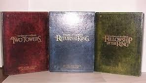 trilogía extendida el señor de los anillos