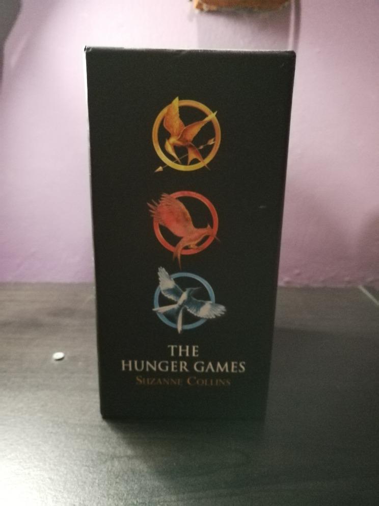 Trilogia Hunger Games Juegos Del Hambre 549 00 En Mercado Libre