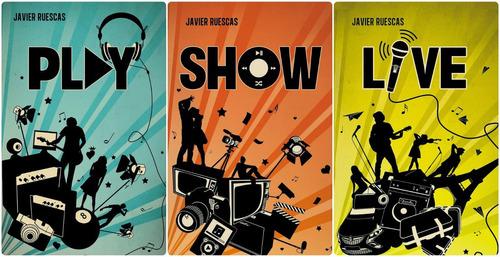 trilogia play javier ruescas digital