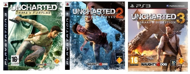 Trilogia Uncharted