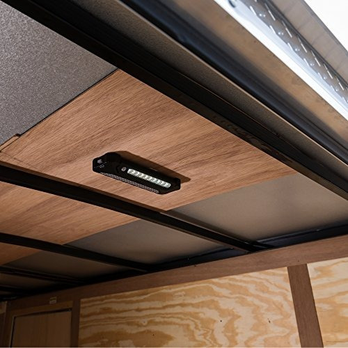 trilynx 00033 rugged indooroutdoor led lite negro