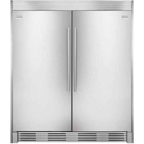 trim enfriador refrigedaror congelador cocina frigidaire