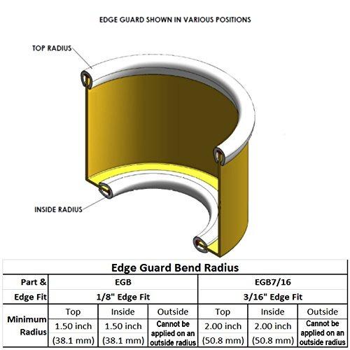 Trim-lok Edge Guard A X26quot Borde Protector Trim For