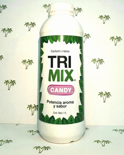 trimix candy carbohidratos floracion 1 lt   - olivos grow