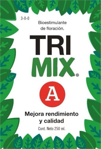 trimix treemix a 200ml - bioestimulante flora mejor calidad cantidad