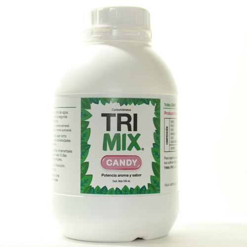 trimix treemix candy 500ml carbohidratos mejora sabor y aroma