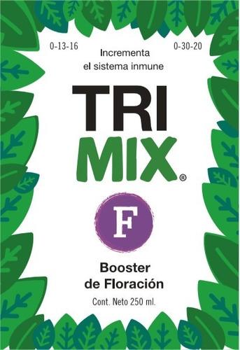 trimix treemix f 200ml - booster de floración engorde + regalo!