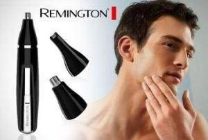 trimmer remington nariz oidos cejas patillas lavable vmx
