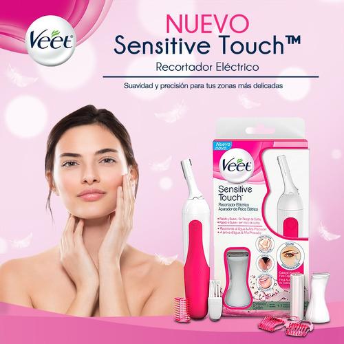 trimmer: veet sensitive touch - p - unidad a $64899