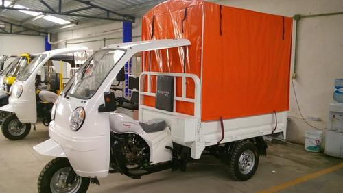 trimoto 6 a 8 pasajeros motocarro mototaxi  200cc 2018