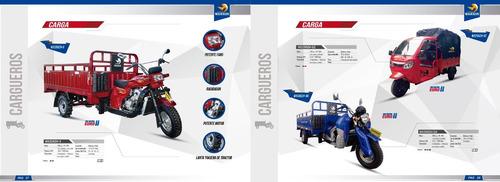 trimoto carga wanxin 200, 250 y 300  dist. autorizado lima