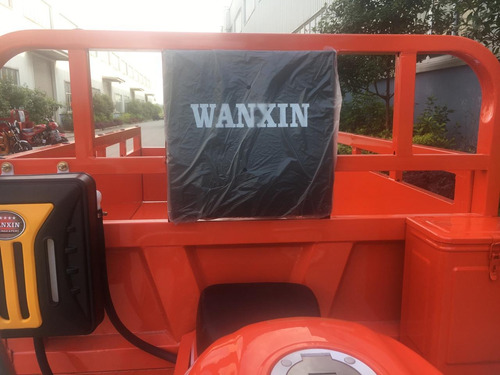 trimoto de carga wanxin 250cc y 300cc radiador y ruster 2020