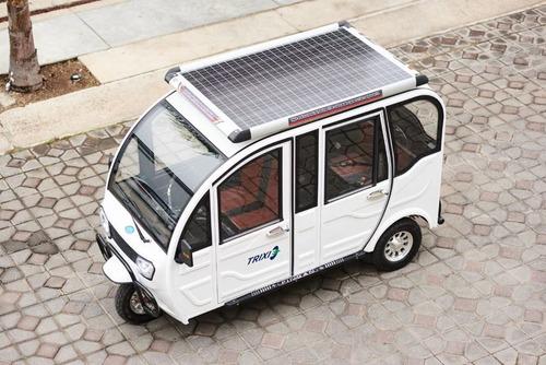 trimoto electrica y solar 2020 nuevas en mexico