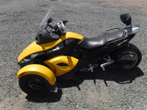 trimoto moto can am spyder rs 2008 folio 12841