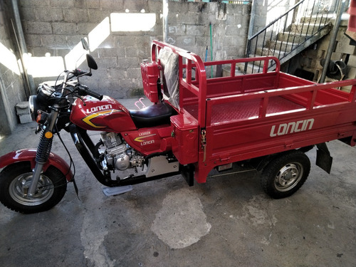 trimoto moto carga loncin