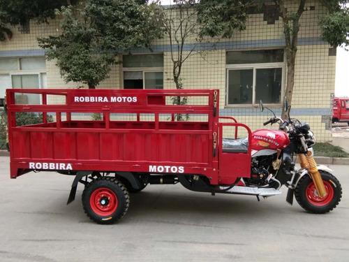 trimoto robbira 250cc y 300cc capacidad 2tn  2019 0 klm