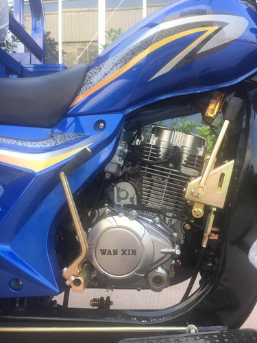 trimotos wanxin 250cc milenium 2019 ruster radiador