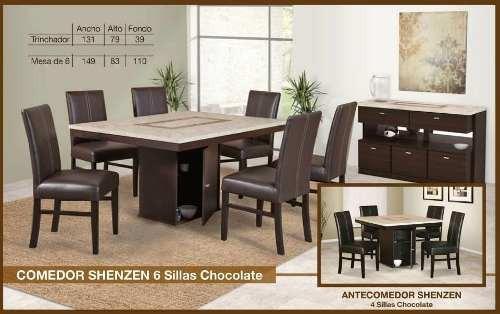 trinchador shenzen - chocolate këssa muebles.