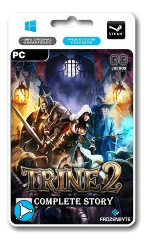 trine 2 complete story steam key global