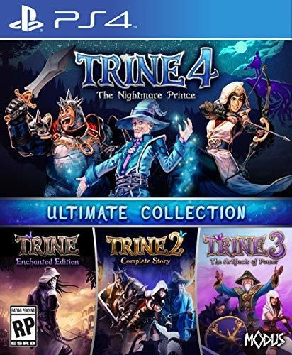 trine ultimate collection ps4 por modus