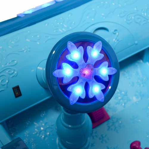 trineo carro frozen de 12 voltios para montar envio gratis