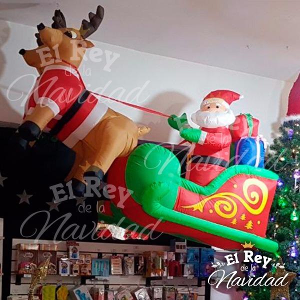 Navideas Papa Noel. Uas Decoradas Navidad Papa Noel With Navideas ...