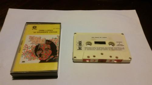 trini lopez 16 grandes exitos cassette nacional