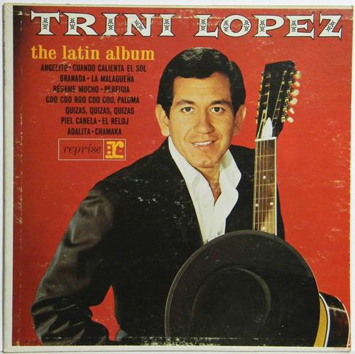 trini lopez - lp the latin album (1964)