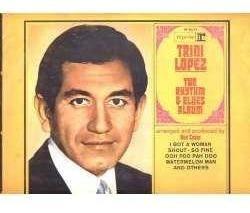 trini lopez - the rhythm & blues album - r - 6171  -  1966