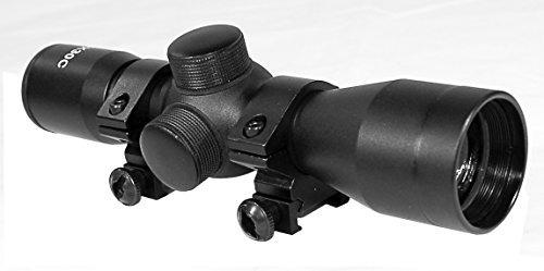 trinidad 4x30 alcance del rifle de francotirador p4 retícul