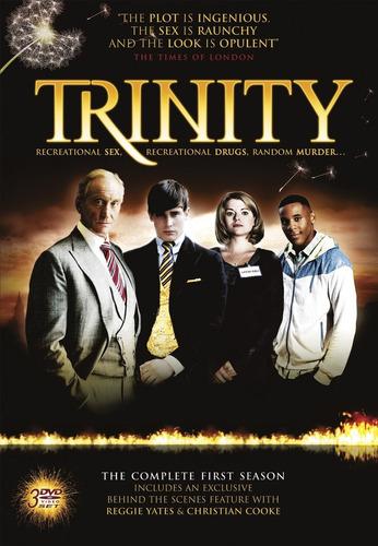 trinity temporada 1 uno serie de tv importada en dvd